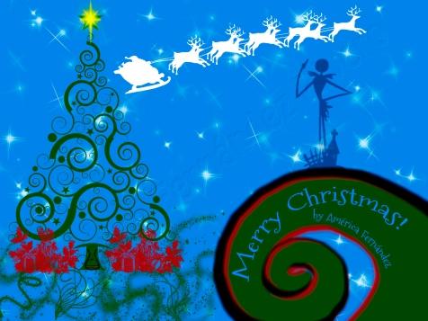 The FRame's Lab os desea Feliz Navidad